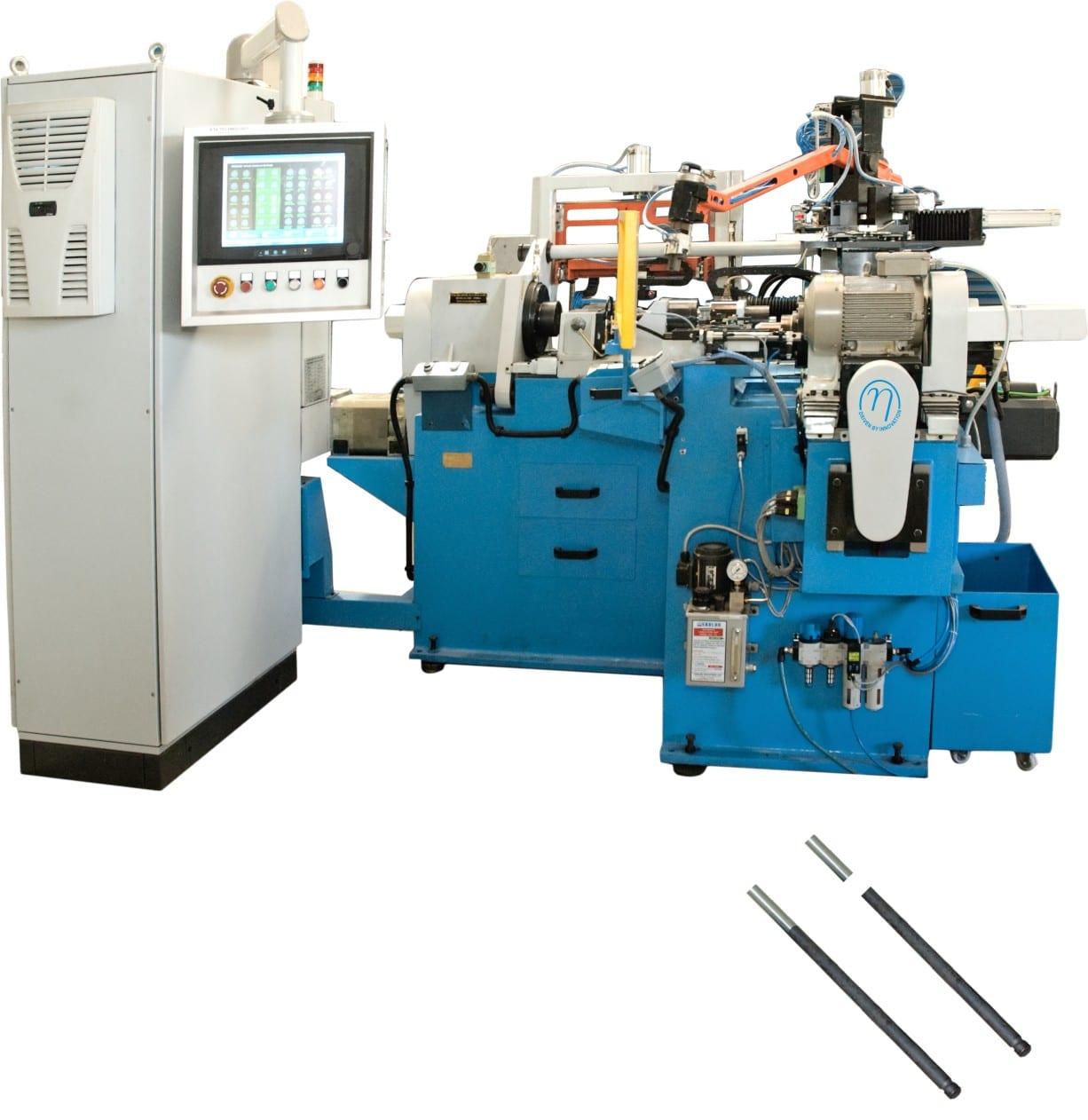 3Tonne Friction Welding machine Pin to Pin