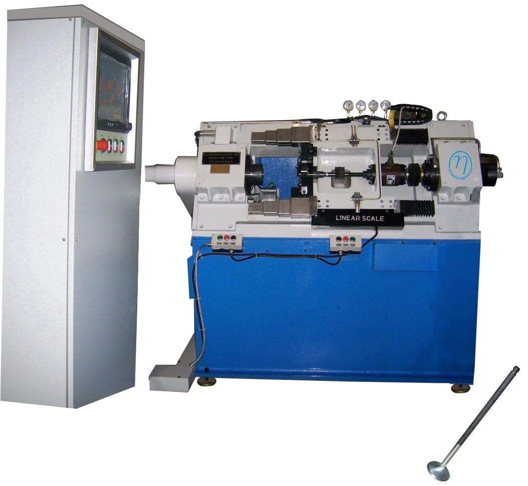 6 Tonne  Slant Bed  Friction welding machine