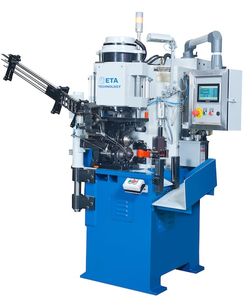 Valve Straightening Machine