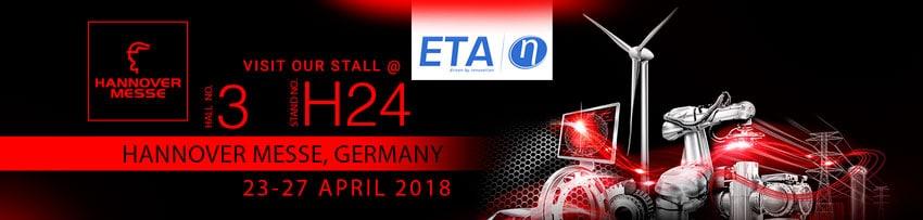 ETA hannover Banner email