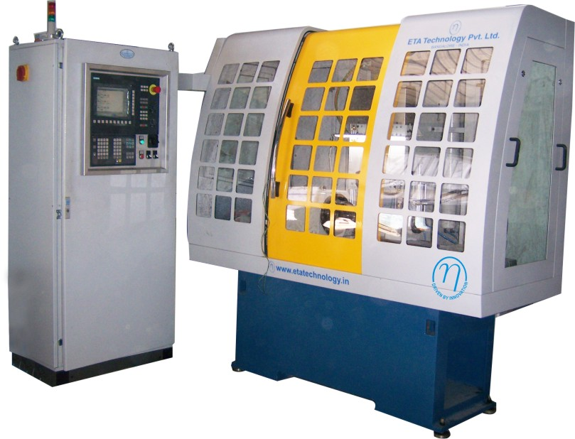SPM CNC Profile turning
