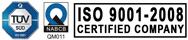 TUV LOGO iSO 9001 2008 logo