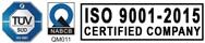 TUV LOGO iSO 9001 2015 logo