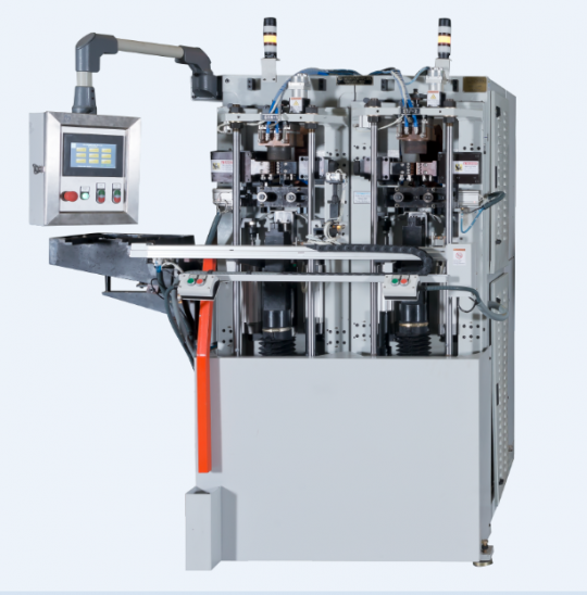 KVA Twin Head Servo Electrical Upsetter with Auto Loading and Anvil Indexing